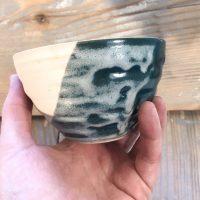 ceramique-gres-bleu-vert